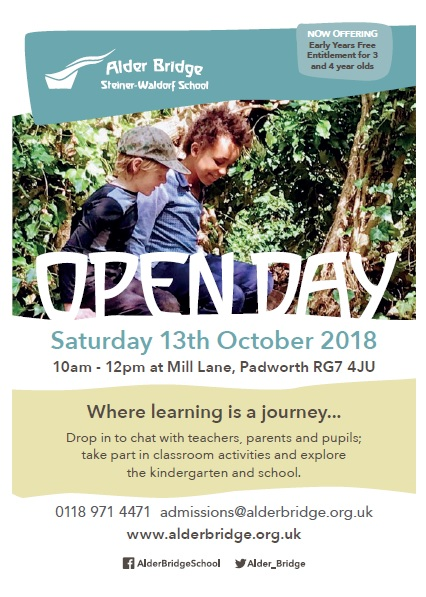 Open Day October 2018