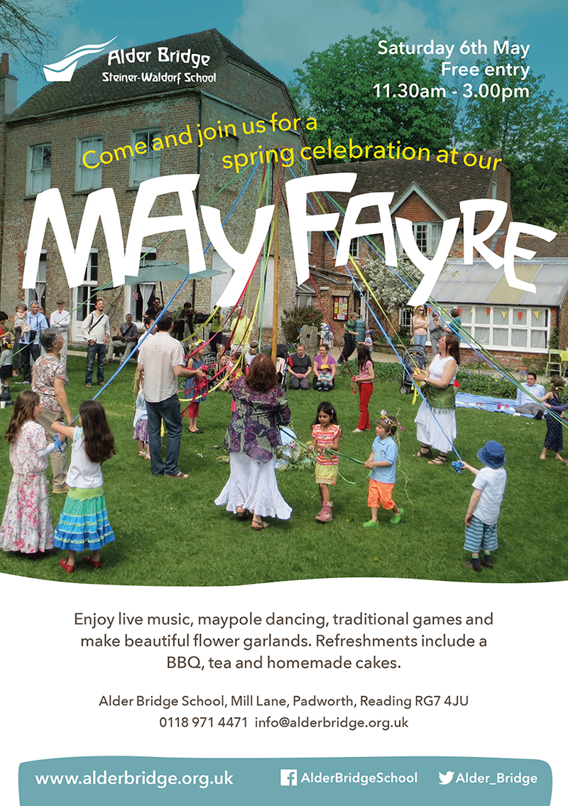 May Fayre at Alder Bridge School